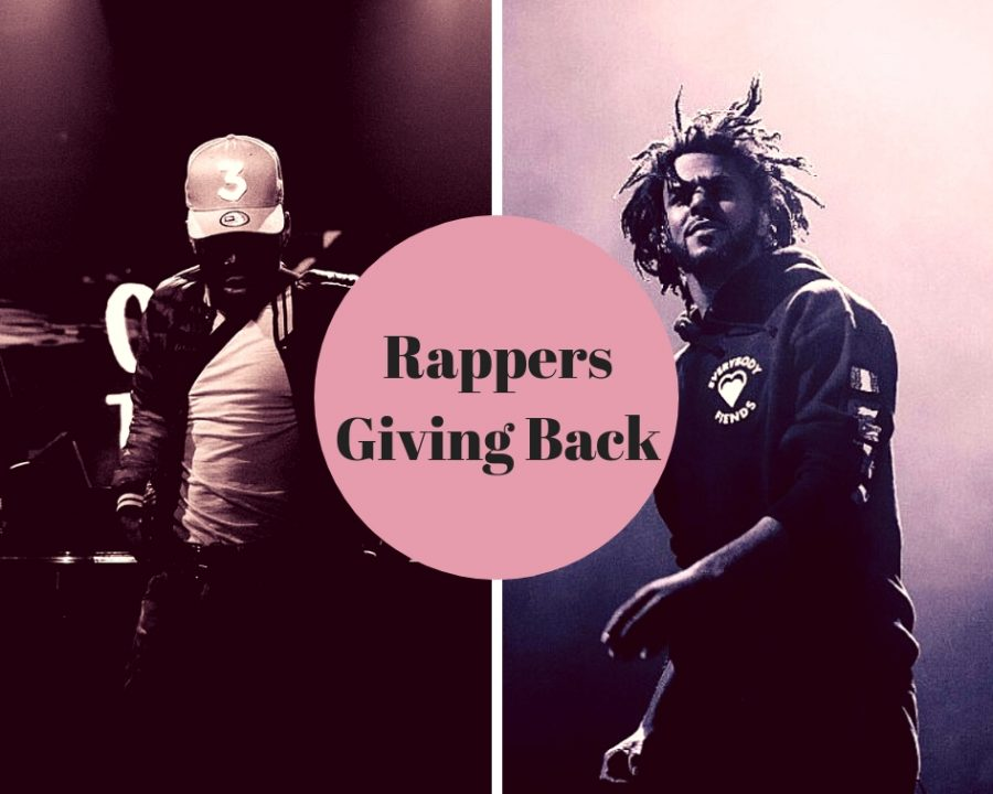 Rappers with Heart: Giving Back
