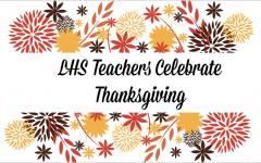 LHS Teachers' Thanksgiving