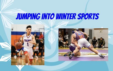 Jumping into Winter Sports
