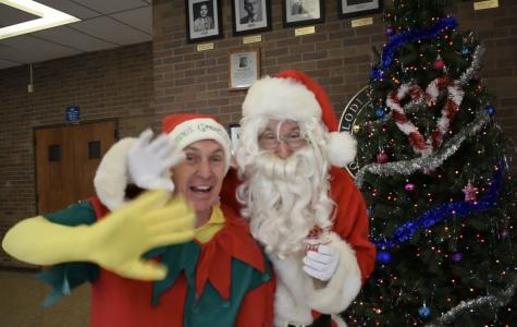Santa's Sweet Surprise!
