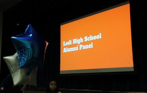 Blast from the Past: Alumni Panel