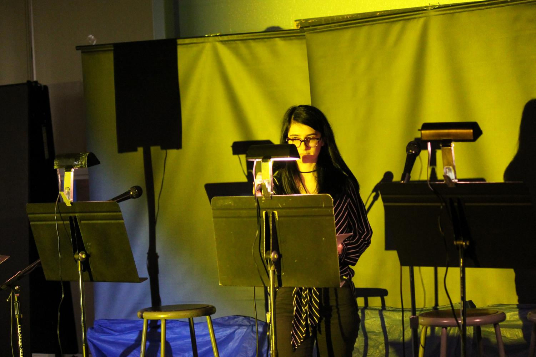 Agnesa+Bytyqi+performs+Valerie