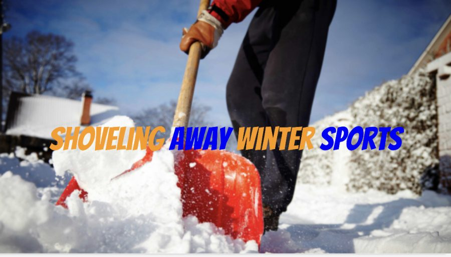Shoveling Away Winter Sports