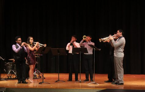 The Sounds of Music: Honors Band Recital