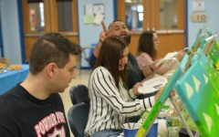 Teachers Paint the Night Away