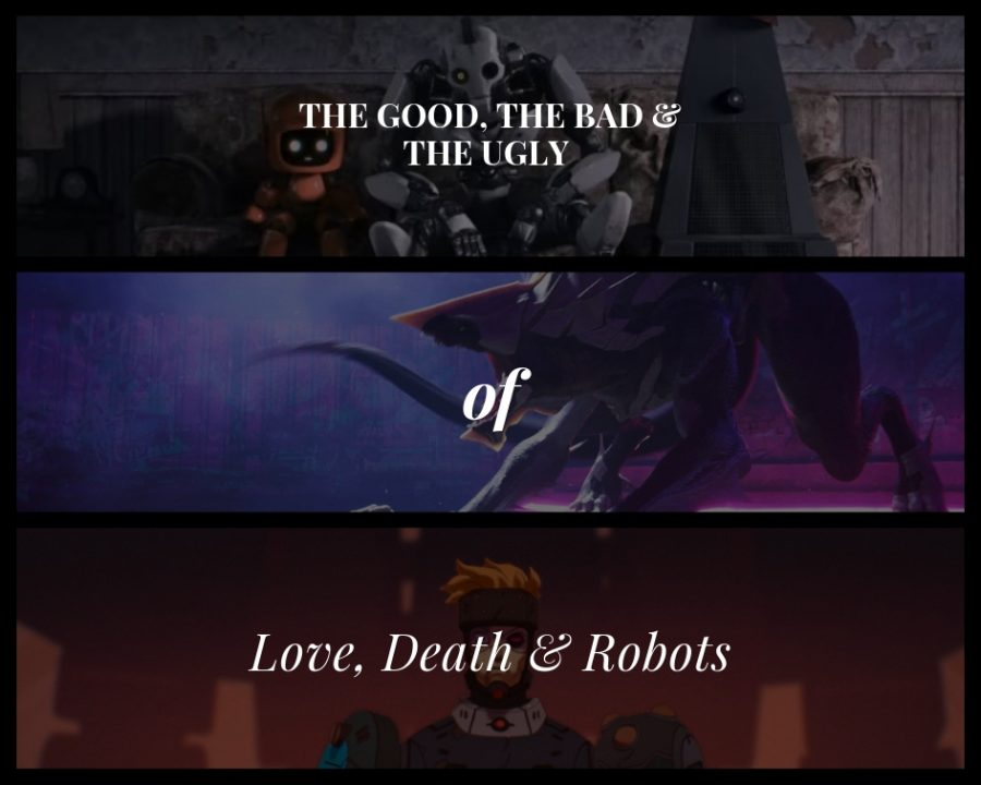 Love, Death & Robots: The Good, the Bad, and the Ugly