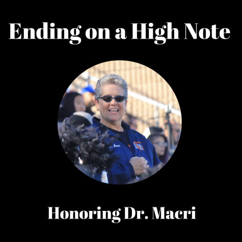 Ending on a High Note: Dr. Macri Retirement