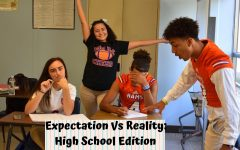 Expectation vs. Reality: High School Edition