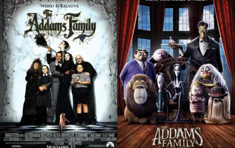 They're Creepy and They're Kooky, The Addams Family