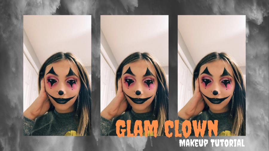 Glam Clown Makeup Tutorial