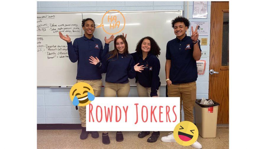 Rowdy+Jokers