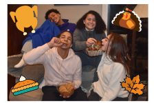 Expectation vs Reality: Thanksgiving Edition