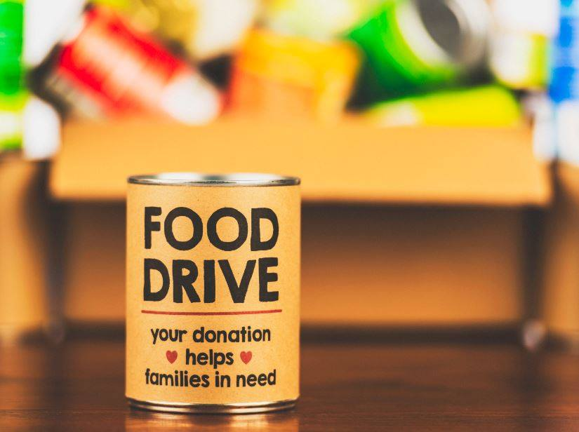 Saving Lives One Food Drive at a Time