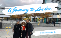 A Journey to London with Ashley Morillo