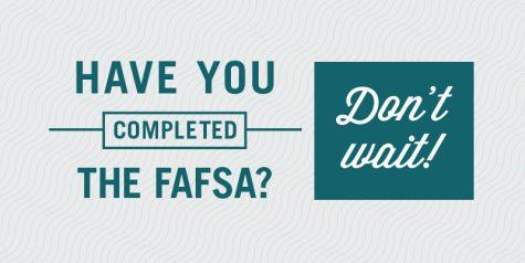 Finishing FAFSA