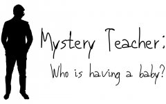 Mystery Teacher: Who is Having a Baby?