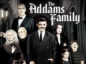 The Addams Family: Meet the Cast