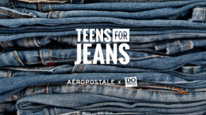 Jeans for Teens Charity