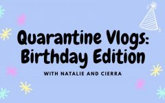 Quarantine Vlogs: Birthday Edition