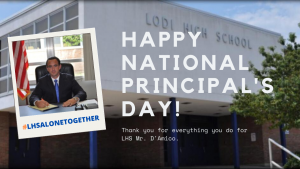 National Principal's Day 2020