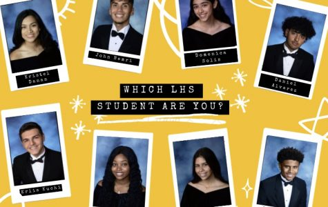 Which LHS senior are you?