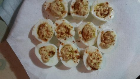 Cooking 101: Zesty Deviled Eggs