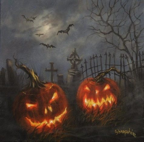 The Haunting History of Halloween
