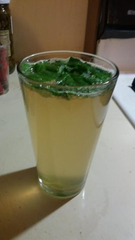 Unorganized Cooking: Mint Lime Drink