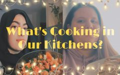What's Cooking in Our Kitchens?