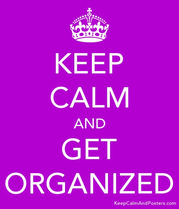 Organization Amid Chaos