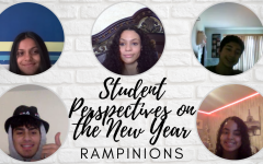 Student Perspectives on the New Year!