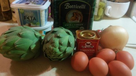 Unorganized Cooking: Stuffed Artichoke