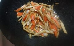 Unorganized Cooking: Wok It Like I Talk It