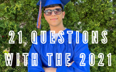 21 Questions with the 2021 Valedictorian