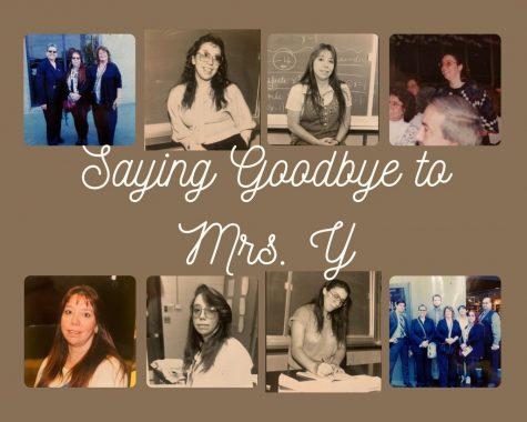 Saying Goodbye to Mrs. Y