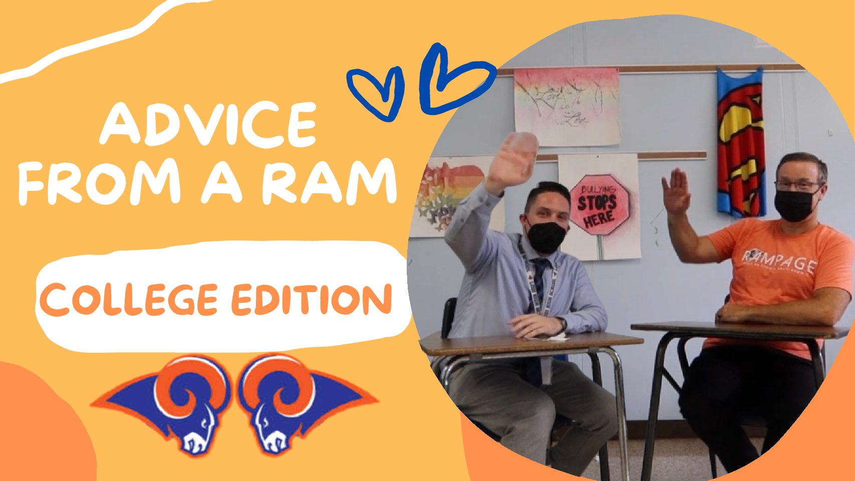 Advice from a Ram: College Edition