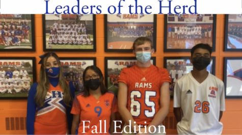 Leaders of the Herd: Fall Edition